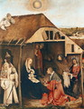 Nativity - Hieronymous Bosch