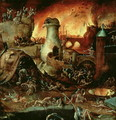 Hell 2 - Hieronymous Bosch