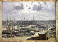 The Port of Bordeaux 1874 - Eugène Boudin