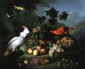 Fruit and Birds - Jakab Bogdany