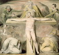 The Crucifixion - William Blake