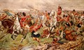 Waterloo- Gordons and Greys to the Front, 18th June, 1815 - Stanley Berkeley