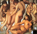 Women Bathing, 1929 - Tamara de Lempicka