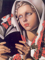 The Polish Girl, 1933 - Tamara de Lempicka