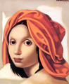 The Orange Turban II, c.1945 - Tamara de Lempicka