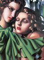 The Girls, c.1930 - Tamara de Lempicka