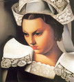 The Breton Girl, 1934 - Tamara de Lempicka