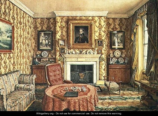 Our Drawing Room at York - Mary Ellen Best