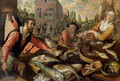 The Fish Market - Joachim Beuckelaer