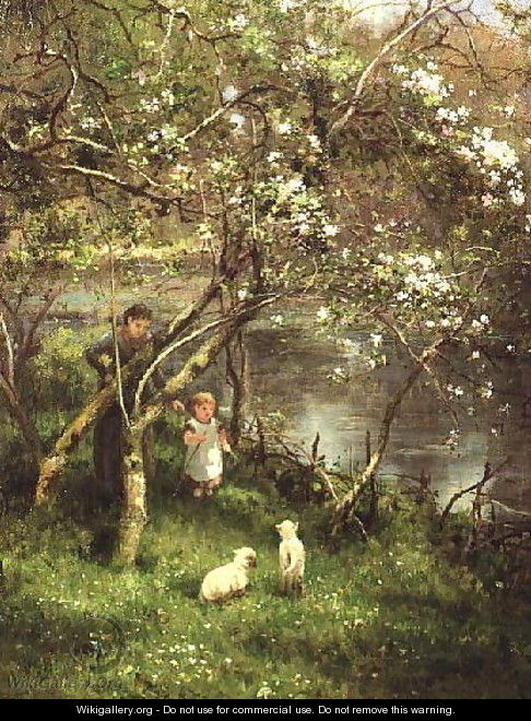 Springtime - James George Bingley