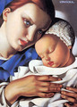 Mother and Child, 1931 - Tamara de Lempicka