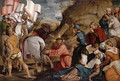 The Journey to Calvary c.1540 - Jacopo Bassano (Jacopo da Ponte)
