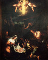 The Adoration of the Shepherds (2) - Jacopo Bassano (Jacopo da Ponte)