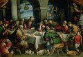 The Last Supper - Francesco, II Bassano