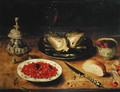 Still Life with an Artichoke - Osias, the Elder Beert