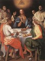 Supper at Emmaus 1525 - (Jacopo Carucci) Pontormo