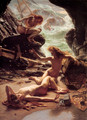 Cave of the Storm Nymphs 1903 - Sir Edward John Poynter