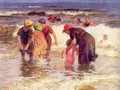 The Bathers - Edward Henry Potthast