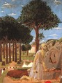 The Penance of St. Jerome 1450 - Piero della Francesca