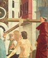 Proof of the True Cross (detail-2) c. 1460 - Piero della Francesca