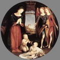 The Adoration of the Christ Child 1505 - Piero Di Cosimo