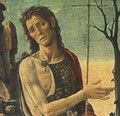 St John The Baptist (detail) - Jacopo Del Sellaio