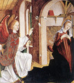 Annunciation 1465-70 - Michael Pacher
