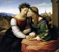 Italia and Germania 1815-28 - Johann Friedrich Overbeck