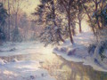 The Shining Stream - Walter Launt Palmer
