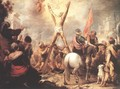 The Martyrdom of St Andrew 1675-82 - Bartolome Esteban Murillo