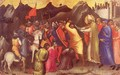 Saint Nicholas Saves Three Innocent Men 1380s - Mariotto Di Nardo