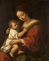 Madonna and Child - Giuseppe Nuvolone