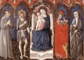 Madonna with Child and Four Saints 1468 - Niccolo Da Foligno