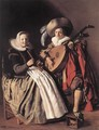 The Duet c. 1630 - Jan Miense Molenaer