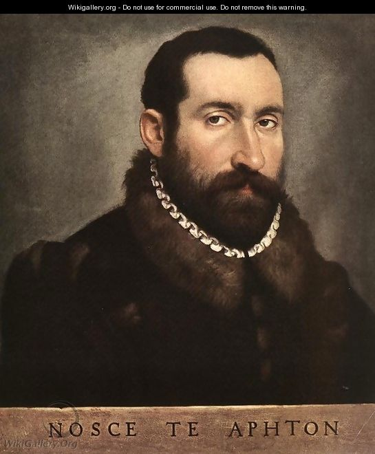 Portrait of a Man (3) - Giovanni Battista Moroni