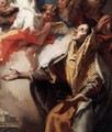 The Vision of St Anne (detail) 1759 - Giovanni Battista Tiepolo