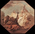 The Theological Virtues c. 1755 - Giovanni Battista Tiepolo