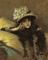 Berthe 1882 - James Jacques Joseph Tissot