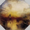 War, the Exile and the Rock Limpet 1842 - Joseph Mallord William Turner