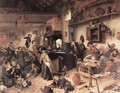 The Village School c. 1670 - Jan Steen
