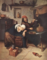The Drinker c. 1660 - Jan Steen