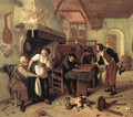 In the Tavern 1660s - Jan Steen
