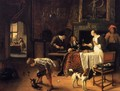Easy Come, Easy Go 1661 - Jan Steen