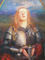 Joan of Arc - Annie Louise Swynnerton