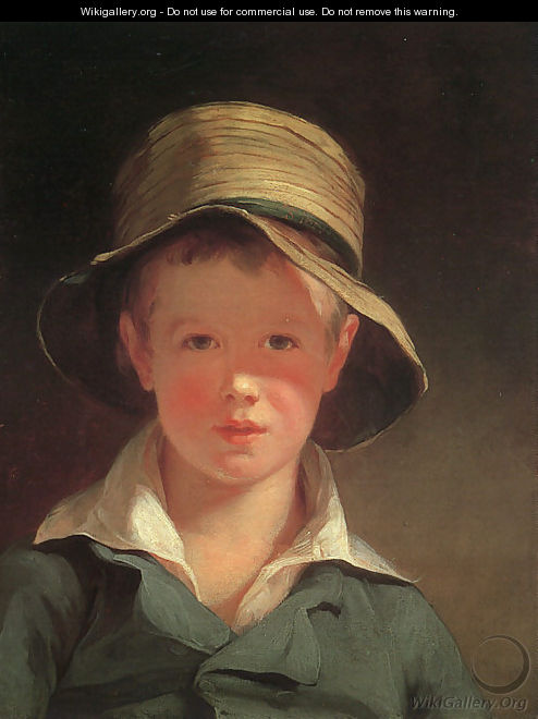 The Torn Hat 1820 - Thomas Sully