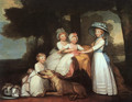 The Percy Children 1787 - Gilbert Stuart