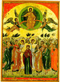The Ascension 1546 - Theophanes The Cretan