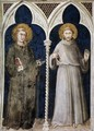 St Anthony of Padua and St Francis 1317 - Louis de Silvestre