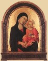 Madonna and Child 1320-25 - Louis de Silvestre