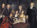 Bishop Berkeley and his Family 1729 - John Smibert